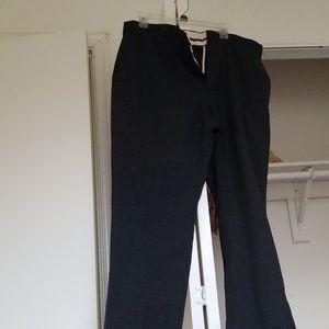 Mens good condition dress pants haggar 38